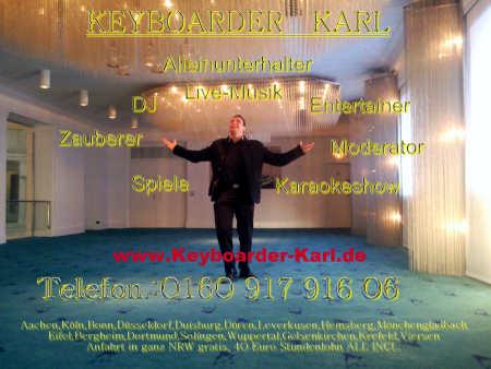 Party Dj und Alleinunterhalter Köln