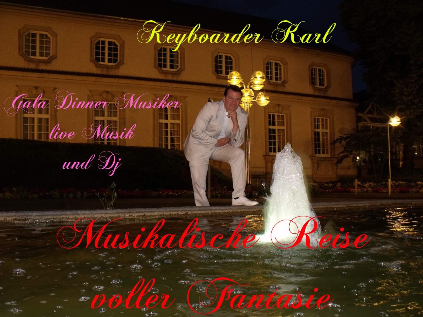 Alleinunterhalter Nrw mit Live Musik und Party DJ Nrw hier zum Festpreis in Nordrhein-Westfalen buchen
