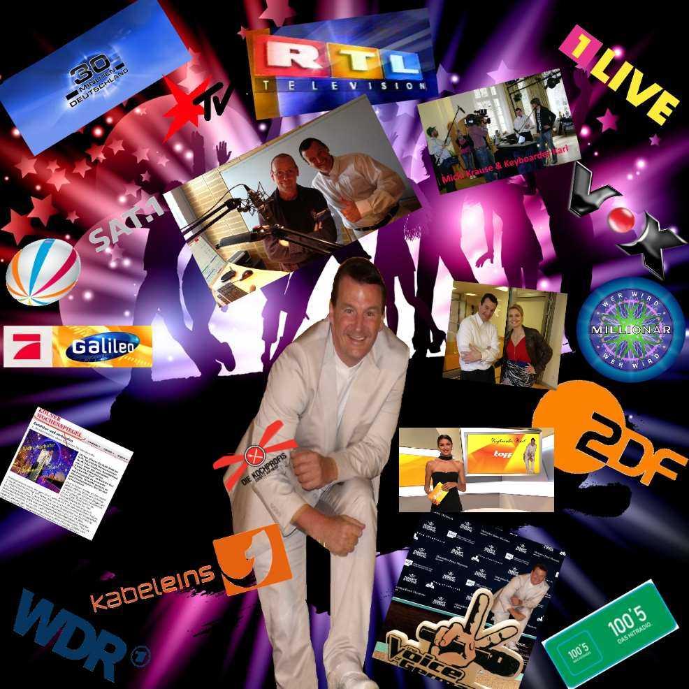 Alleinunterhalter Keyboarder Karl - top Referenzen und top Ruf als Alleinunterhalter und Party DJ Würselen mit Anlage
